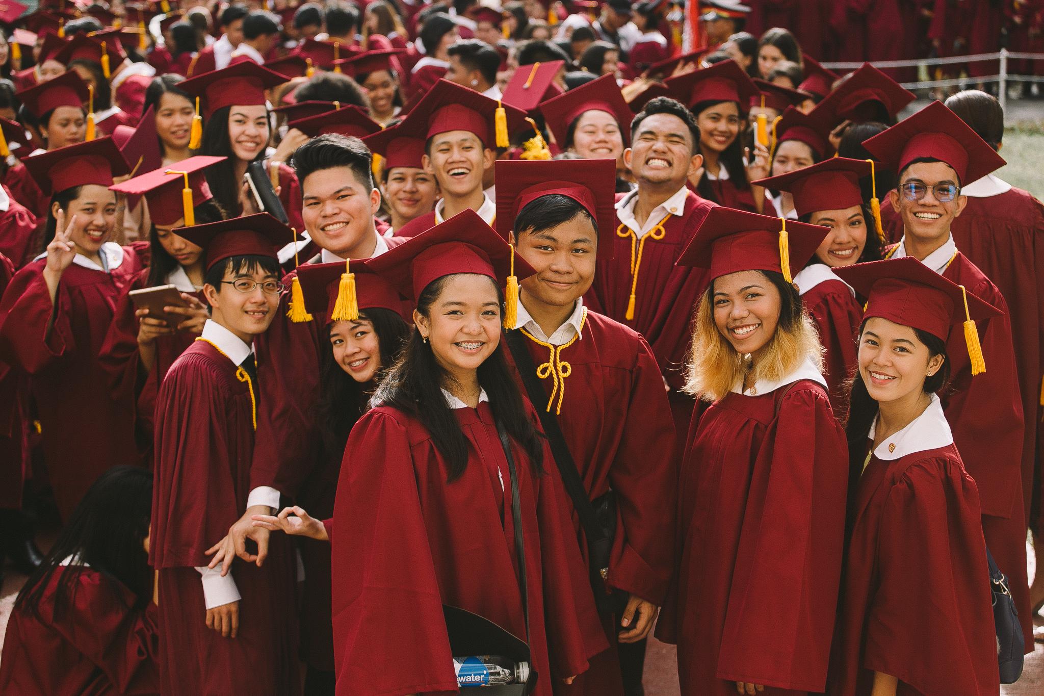 SU Senior High School names 829 candidates for graduation