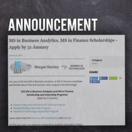 Announcement | Silliman University