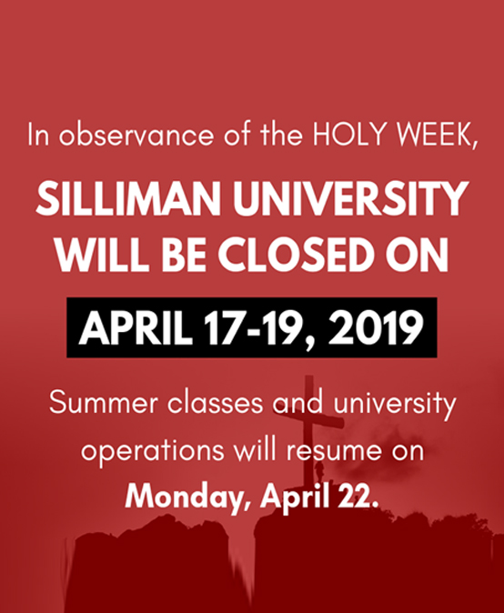 Observance of the Holy Week