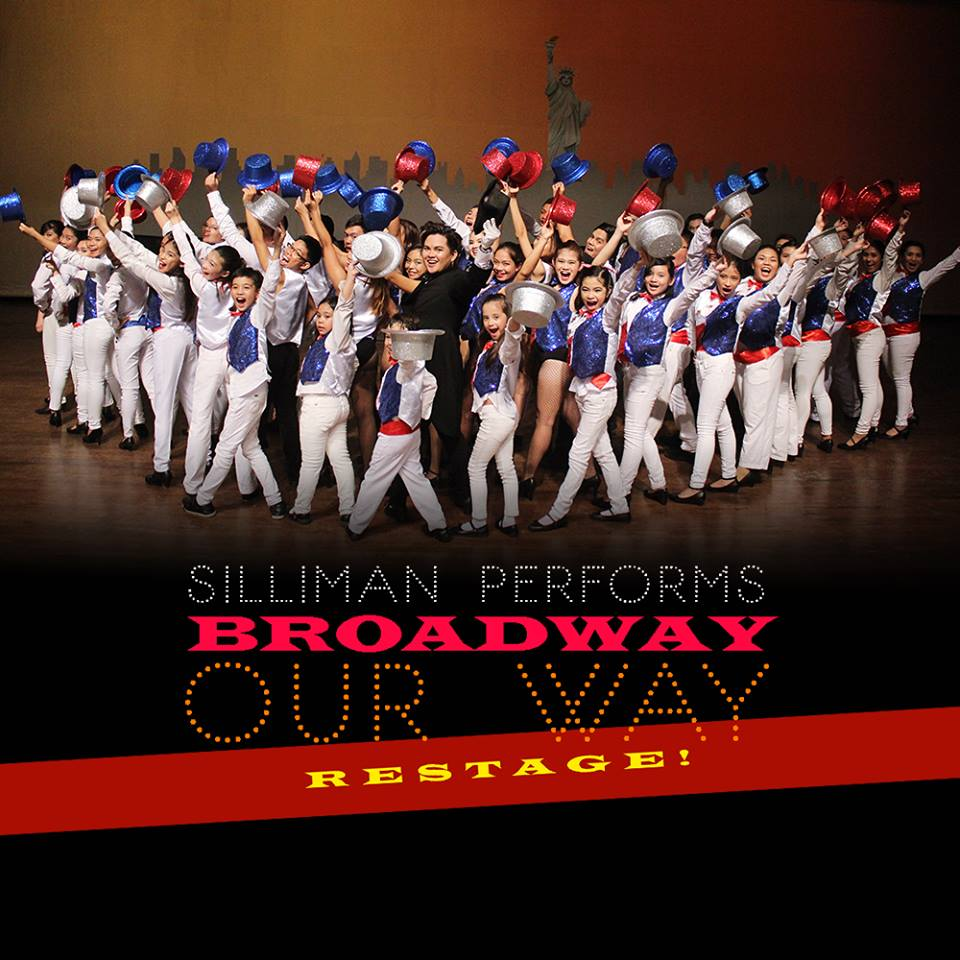 Silliman Performs Broadway Our Way (Restage)