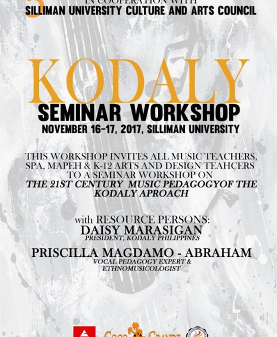 Kodaly Seminar Workshop