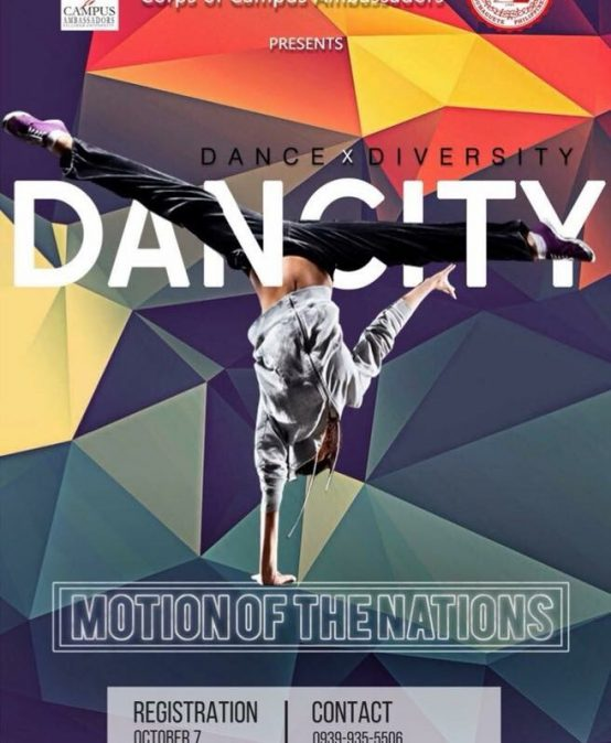 "SU Corps of Campus Ambassadors ""Dancity"""