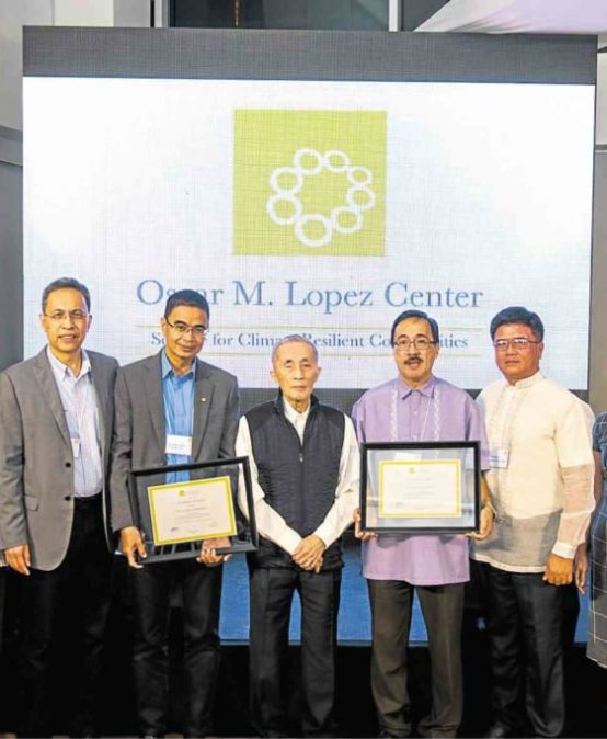Interdisciplinary Project on Climate Resiliency of Riverside Communities Receive P1.8M Grant