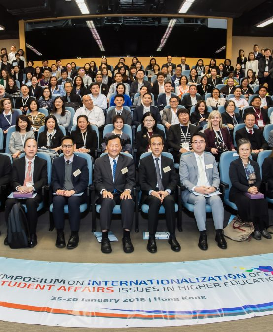 Dean of Students Attend Student Affairs Internationalization