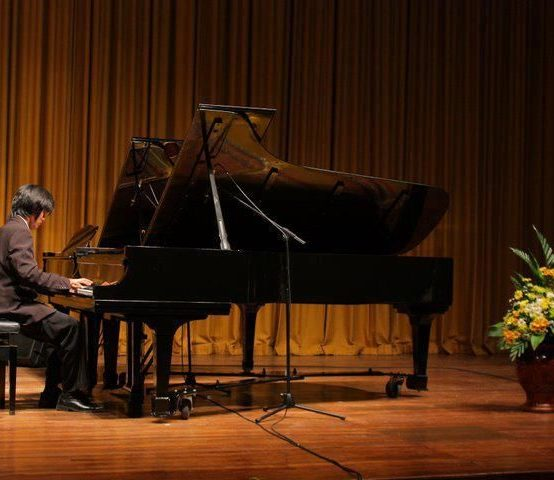 Piano Majors Perform Works of Masters in Mini Concert