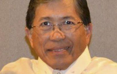 Dr. Celan J. Alo