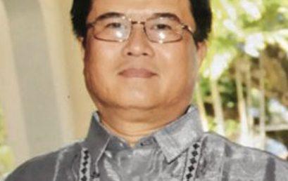 Dr. Enrique G. Oracion
