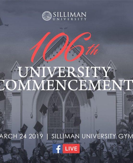 LIVE: 106th University Commencement