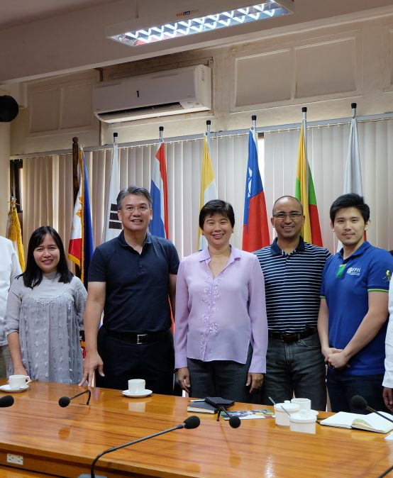 Meeting with First Philippine Holdings