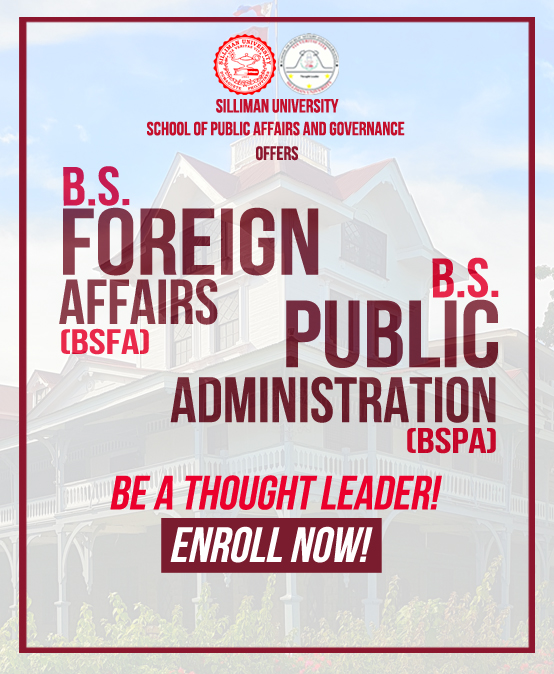 BS Foreign Affairs & BS Public Administration open for enrollment