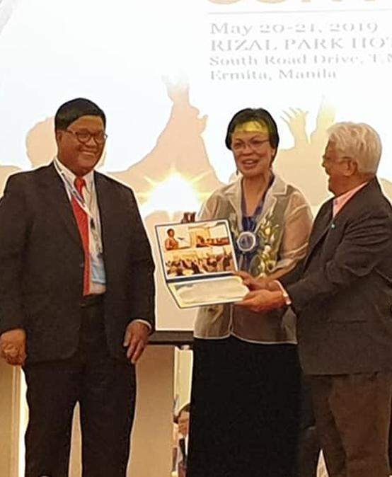 SU Pres. elected as ACSCU Trustee; VPAA reelected as Visayas Chair