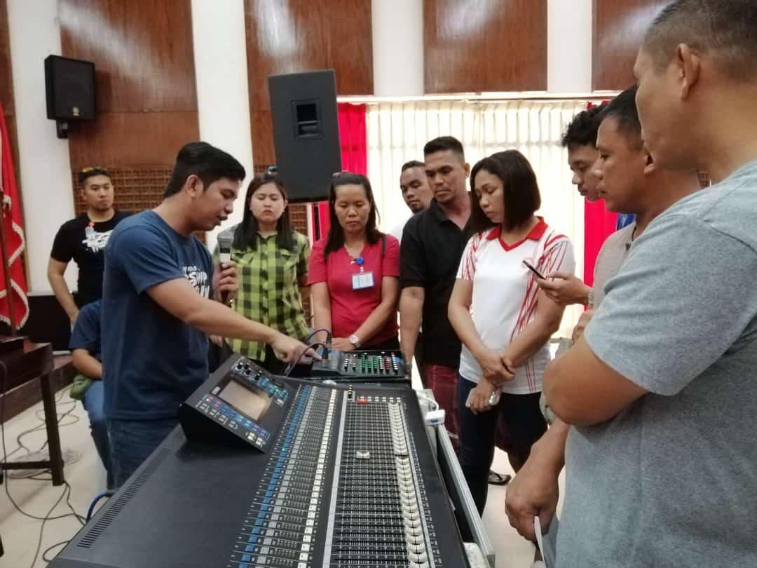 IMTC initiates audio retooling
