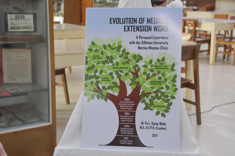 Sycip-Wale encapsulates Marina Clinic experience in book