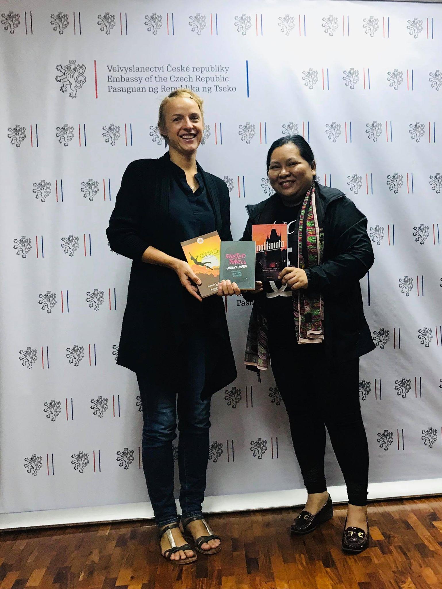 SU eyes partnership with Czech Embassy in Manila