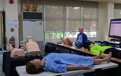 SUCN trains faculty on simulation strategy
