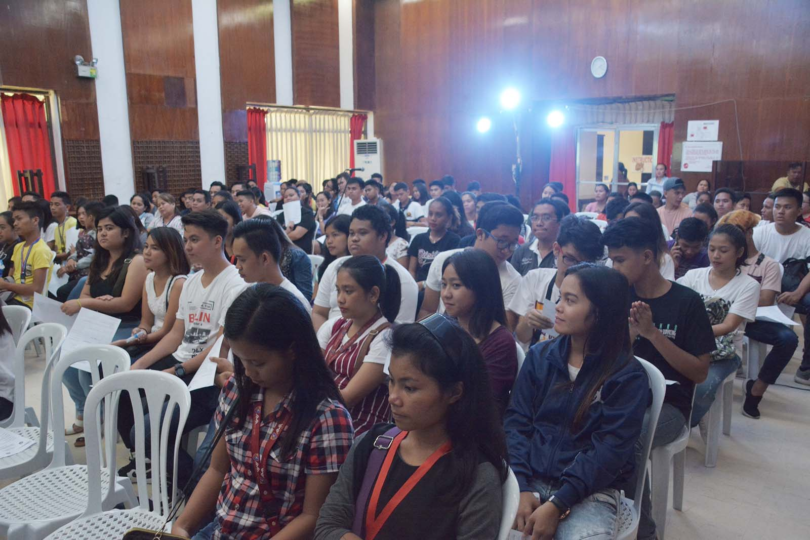 SU hosts orientation for new CHED scholars in NegOr