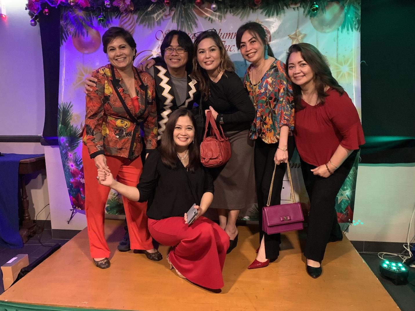Alumni Updates December 9 – 15, 2019