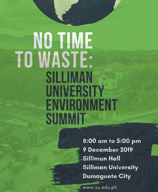 Silliman University Environment Summit