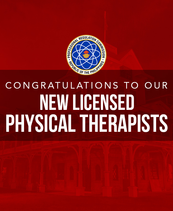 SU produces 7 physical therapists