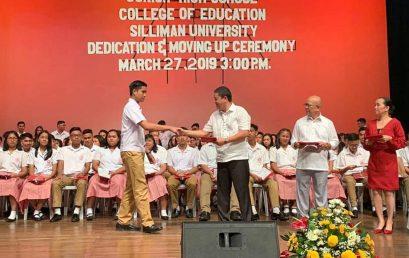 SU Junior High School names 271 completers, awardees