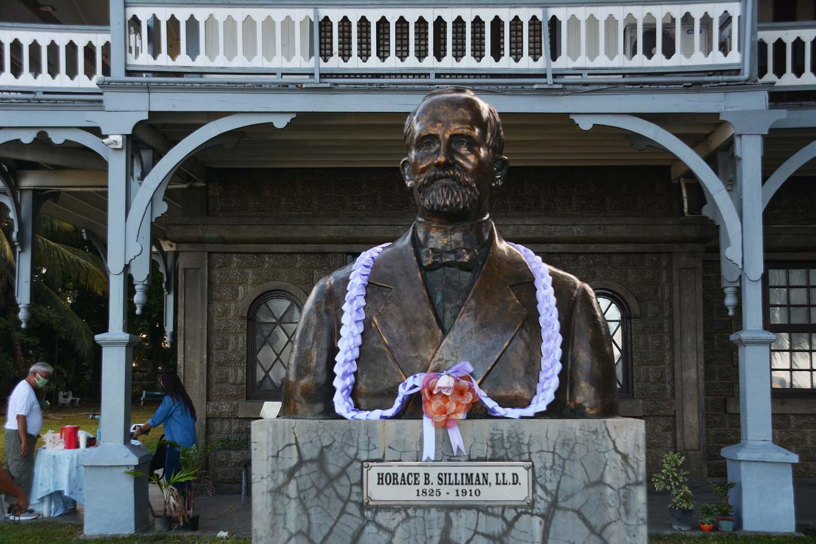 SU commemorates Dr. Horace B. Silliman's 110th death anniversary