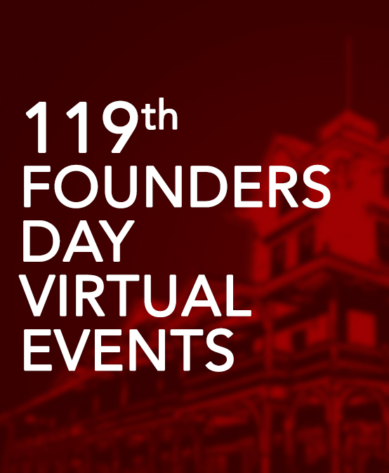 119th Founders Day Virtual Events