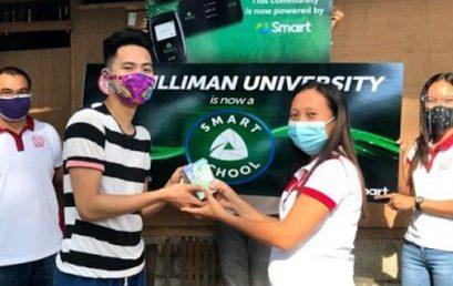 SU scholars receive free pocket wifi bundles