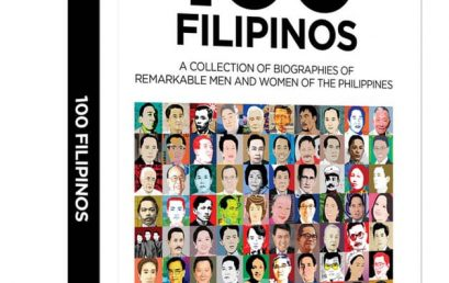 Book on 'remarkable' Filipinos recognizes former SU president