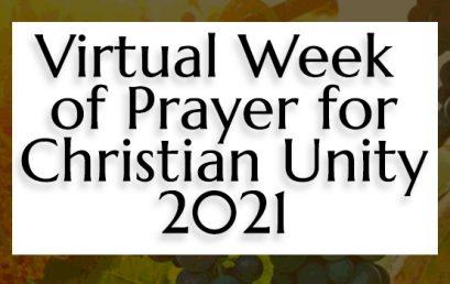 Divinity School leads virtual prayer week