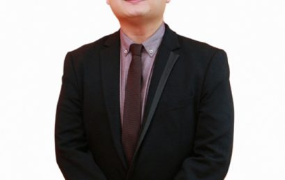 GMA Network announces promotion of Silliman Alumnus Oliver Victor Amoroso to First Vice President