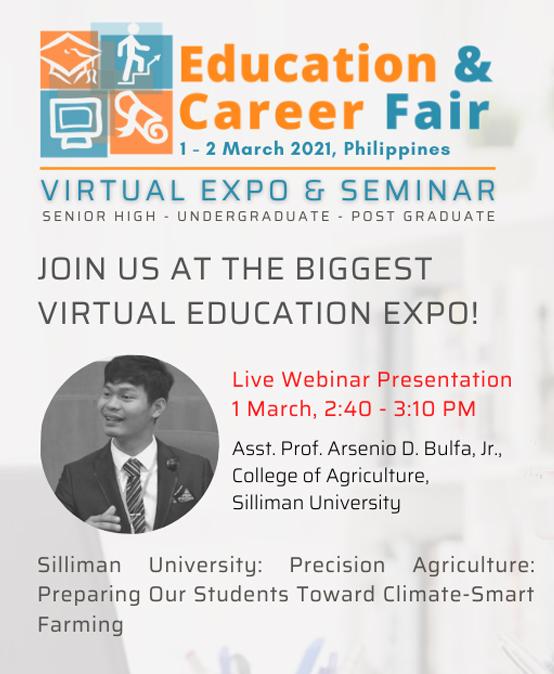 SU to join virtual, national education fair