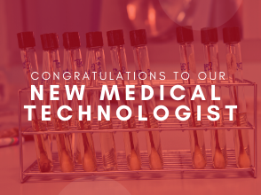 SU produces 11 registered medical technologists