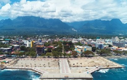 McCann on Dumaguete shoreline project: Decisions must be science-based