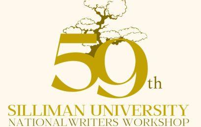 Silliman writers workshop goes online