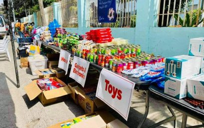 Salonga Center supports IBP Community Pantry in Dumaguete