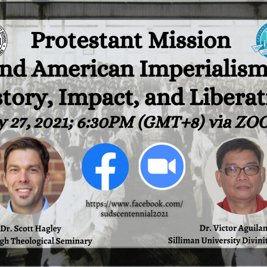 Divinity School webinar to tackle Protestant mission, American imperialism