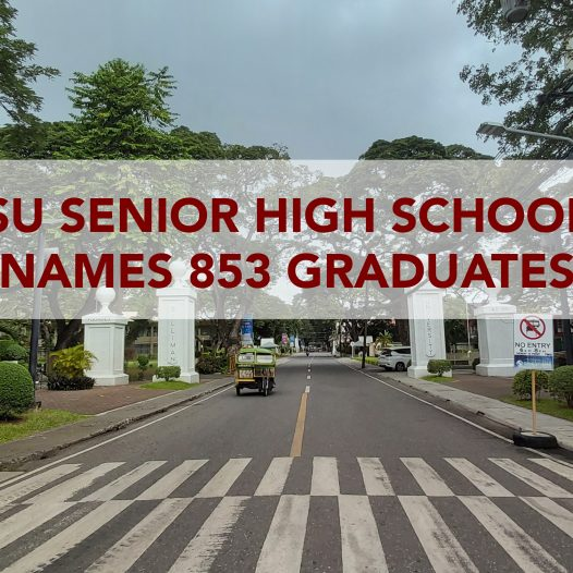 SU Senior High School names 853 graduates