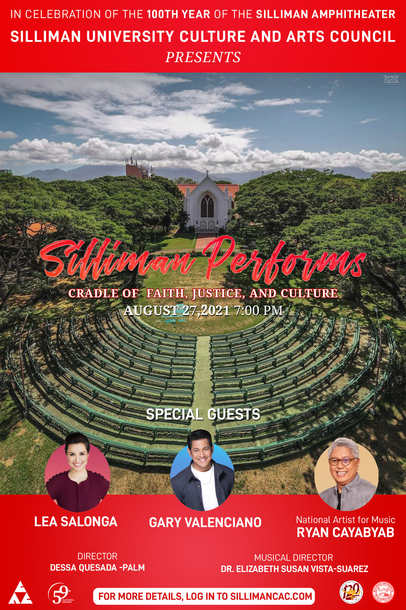 Silliman Performs