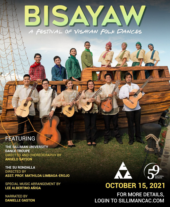 BISAYAW: A Visayan Folk Dance Festival