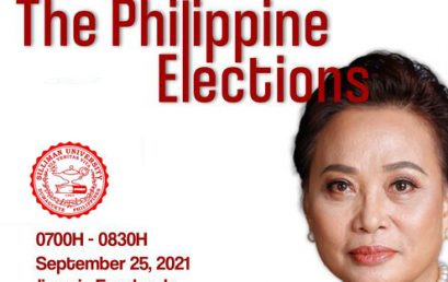 SU-NSTP forum to highlight youth's role in elections