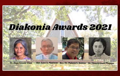 Affirming Varieties of Service through the Annual Diakonia Awards