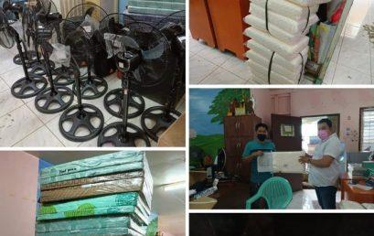 OSA Mariano Lao donates P250k for barangay isolation facilities