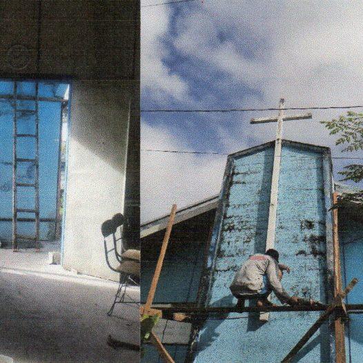 SU donation helps repair local churches in Catanduanes, Albay